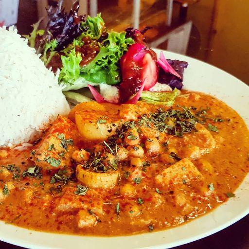 café tschüsch ★ futurefood - inspired by indian cuisine